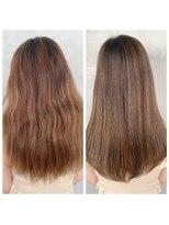 フィール マチュア(feel mature)プレミアムダメージ改善トリートメントで髪質改善 髪質改善