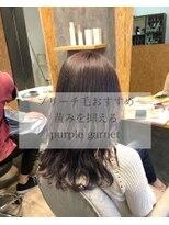 ダブルケーツー 倉敷店(wk-two)☆脱黄み purplegarnet☆