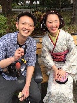 桜ギンザ (Ginza)の写真/【新橋駅徒歩3分】平日も朝7時~予約OK♪ヘアセット¥2,000~!実力派ヘアメイクが集う【桜GINZA】
