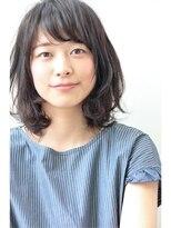 黒髪×夏髪×大人カワイイ