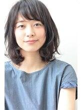 カルムアリエ(CALME allier)黒髪×夏髪×大人カワイイ