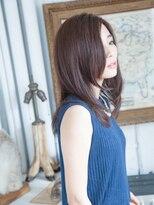 【瀬田◆エクファヘアリゾート】大人かわいいストレート