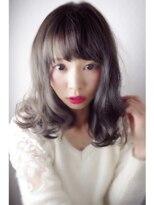 ヌードカラー 太田川店(NUDE COLOR)☆NUDECOLOR☆アッシュグレー