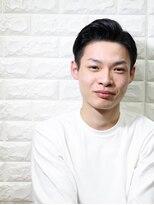 ベンケイ(HAIR AVENUE benkei)七三サイドパートジェントルマンビジネスビジカジ