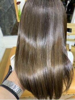 """クリーム(Cream)の写真/【SNSで話題沸騰中】全国で希少な""""oggi otto""""導入サロン♪滑らかな指通り、艶、潤い満ちた美髪が手に入る!"""