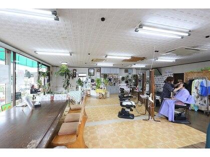 美容室 春きの店の写真