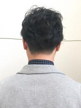 デラメアケイ(delamair K)の写真/◇新規男性の方必見◇限定メニューで女子の目を惹くスタイルに…♪好印象hairはデラメアKで決まり!!
