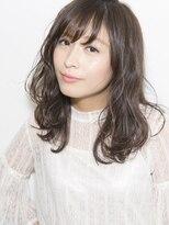 セカンドルーム ティーシーヘアー(2nd room TC hair)暗髪だけど大人っぽいセミウェットプチレイヤー☆