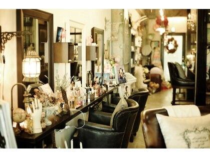 アジュール ヘアデザイン(Aju r hair design)の写真