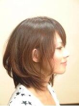 マカマカ(makamaka)横顔美人スタイル!
