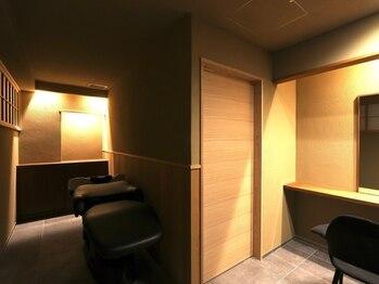 """イニ(ini)の写真/全席個室空間で五感を癒すヘッドスパ。あなたの髪とココロを""""ニュートラル""""に―"""