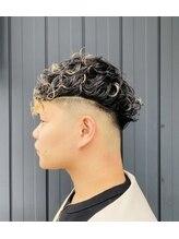 バランス(HAIR&GROOMING BALANCE)fade×spiral