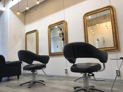 ロコデアート ヘアー ルーム(locoDeart hair room)の写真