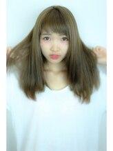 グランバイ アトリエドングリ(Grand × AtlierDonguri)アッシュグレー/艶カラー/