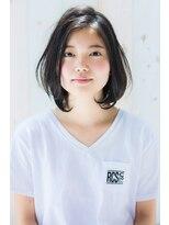 リル ヘアーデザイン(Rire hair design)【Rire-リル銀座-】大人可愛い小顔ボブ♪