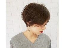クープヘア(Coupe hair)