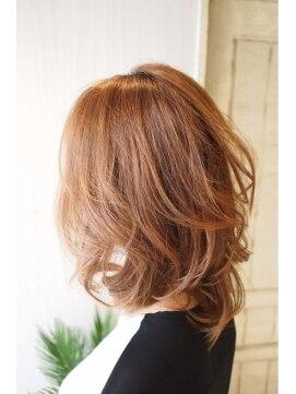 ヘア レスキュー カプラ(hair rescue kapra)ふわミディ