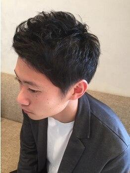 ヘアカット ツインクル(hair cut twinkle)の写真/ビジネスでもプライベートでも楽しめるスタイルに!髪・頭皮のケアに【メンズカット¥4104→¥3024】