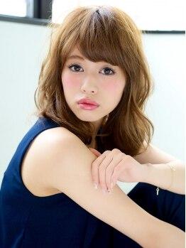 ブライヘアー(BURAI hair)の写真/【カット¥2500】何回でも使えるクーポン多数ご用意☆高品質&高技術をプチプライスで!女性の強い味方♪