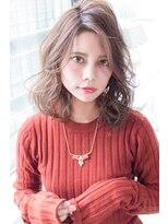 アフロートジャパン(AFLOAT JAPAN)AFLOAT明日香のふわっふわ女っぽミディ