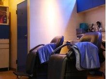 美容室アトリエプレッソの雰囲気(居心地のいいシャンプーブース☆)
