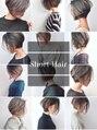 スワッグ(SWAG)Short Hair