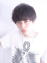 アルバム シンジュク(ALBUM SHINJUKU)ワイルドアップバング王道ラウンドマッシュ_45157