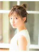 アルー ヘアーデザイン 中山寺店(aluu hair design)アップスタイル