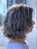 クラシコ ヘアー(CLASSICO hair)シルバーハイライト