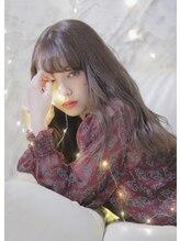 オゥルージュ(Au-rouge noma)【aurouge noma 柳瀬香里】とろみラベンダーアッシュ/レディヘア