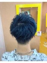 【Asante】ブルーブラック