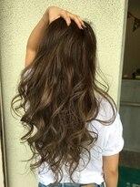 リブヘアー ドット(LiB hair.)夏ヘアー