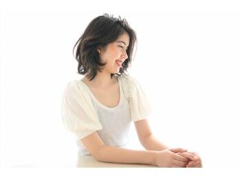 ガール(Girl)の写真/ゆるふわパーマで女子力UP!!毎朝のスタイリングも簡単♪