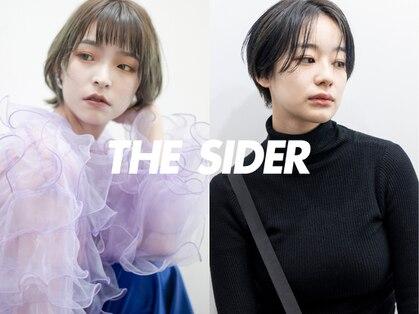 THE SIDER【サイダー】