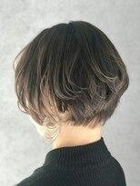 ヘアサロンエム フィス 池袋(HAIR SALON M Fe's)☆ナチュラルカーキベージュ☆ 【担当.羽富】