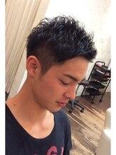 ヘアメイク クリア(hair make clear)男気ショート