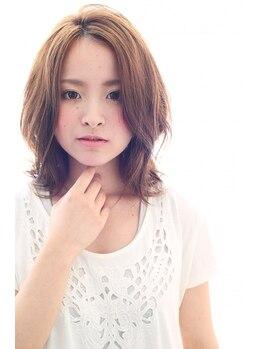 美容室キャンパス 土崎店の写真/最高に可愛くなれるCampusのカット♪再現性×ライフスタイルを重視した仕上がりに♪