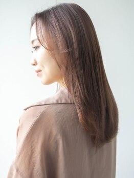 アールエイチ(ЯH)の写真/【10~22時まで営業☆】人気の髪質改善トリートメントをご用意!日々のコテ・アイロンが髪質のケアになる♪
