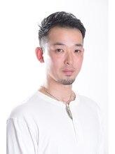 ユニックス ビューティー イノベーション 横浜元町店(UNIX Beauty Innovation)大人の色気漂う2ブロック【UNIX五十嵐 悟】