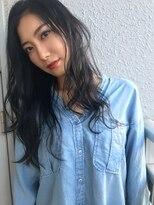 暗髪美人★ブルベ
