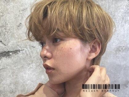 エムスラッシュボヌール 世田谷(m.slash bonheur)の写真