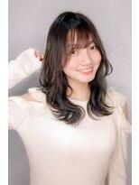 ヘアーメイク リアン 新田辺店(Hair Make REAN)◆REAN 京田辺/新田辺◆外ハネセミロング