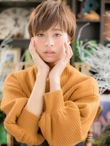 ■bliss戸田公園5-15★■クールに★斜めバング★sexyマッシュ
