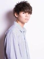 プログレス 中野店(PROGRESS)ニュアンスパーマ☆マッシュベース
