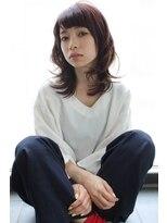 個人美容室tuuli nagasaki☆ 大人ウルフカットレイヤー☆
