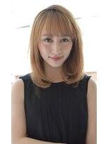 オブヘアー 鷺沼店(Of HAIR)レイヤーセミディワンカール☆