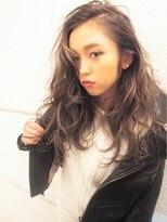 ミエルヘアーアンドスパ(miel hair&spa)◆miel◆外国人風 セクシー ハイライト