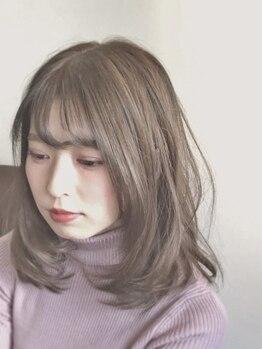 グッドオルヘア(GOOD OL' HAIR)の写真/【口コミ必見!】格・髪質・毛量、全てが計算された似合わせ技術で理想のスタイルに!大胆なイメチェンも◎