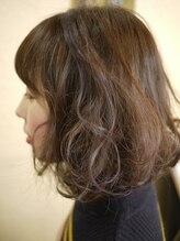 キーナ(Organic Hair KI-NA)さわりたくなるやわらかウェーブ