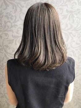 ヘアーアンドメイク ピース(HAIR&MAKE peace)の写真/経験豊富なスタリスト陣が大人女性のお悩みを的確に解消します♪